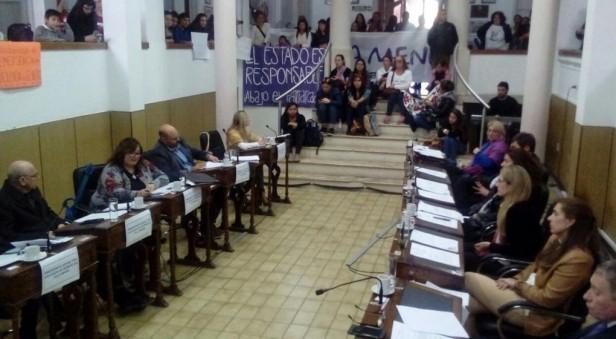 Declaran emergencia de violencia de género en Villa María