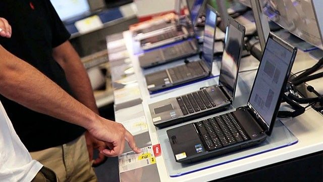 Afirman que bajaron los precios de productos tecnológicos