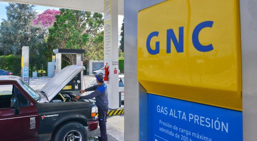 El GNC en Capital Federal aumentaría sólo $ 1 en un año