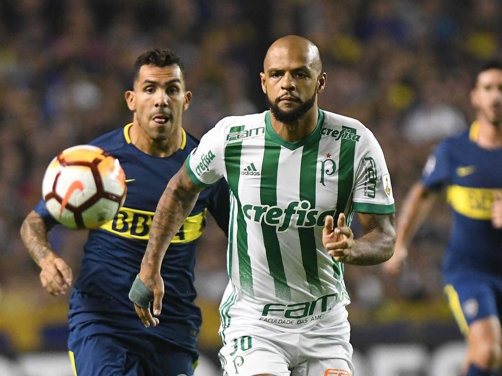 Como local, Boca perdió ante Palmeiras y se le complica la Libertadores