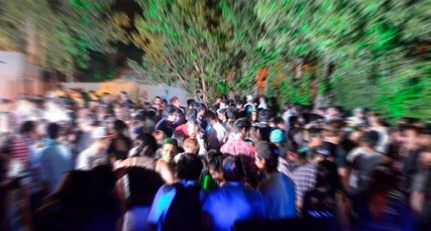 Villa Allende una de las elegidas para violentas fiestas clandestinas