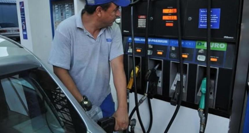 YPF subió sus combustibles un 4%