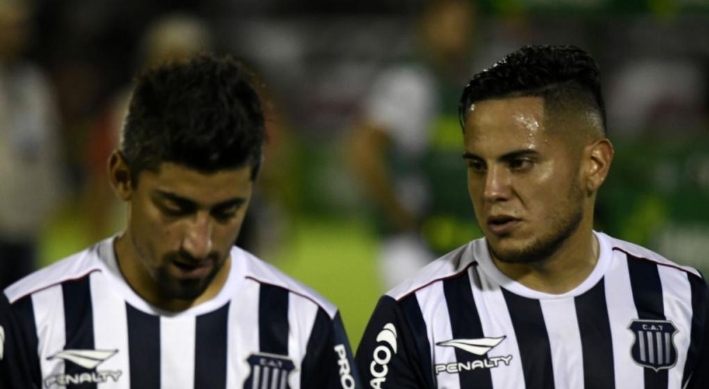 Talleres perdió por tercera vez consecutiva