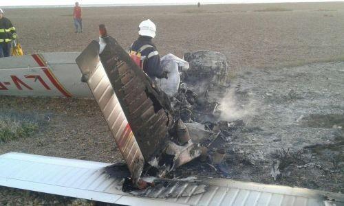Se estrelló una avioneta en Chubut: dos muertos y dos heridos