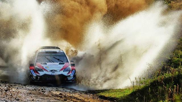 Ott Tänak fue el flamante ganador del Rally Argentina 2018