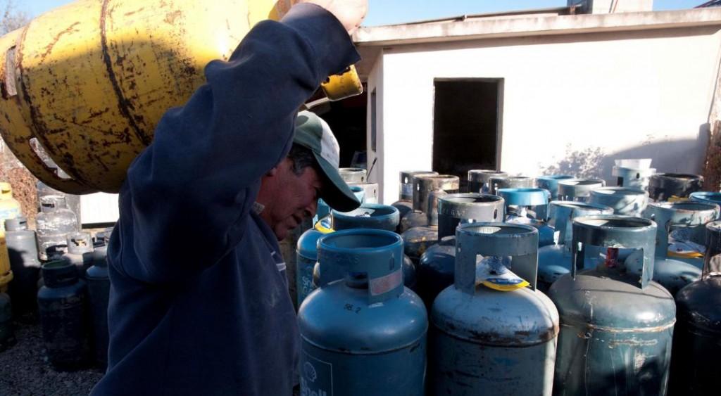 El gas envasado aumentó hasta 29% en lo que va del año