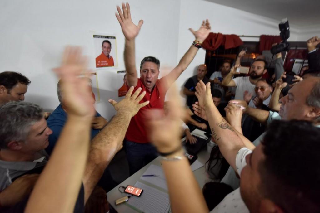 Salibi logró la reelección en Mendiolaza por apenas 100 votos de diferencia