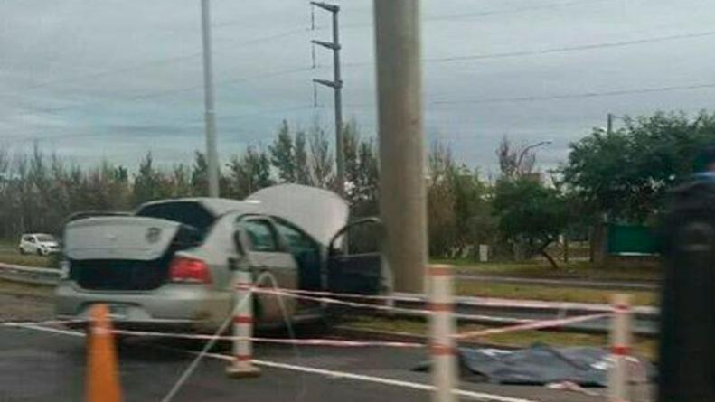 Accidente fatal en Avenida Circunvalación: murió un joven de 20 años