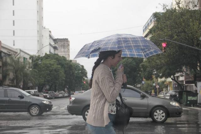 Rige un alerta por fuertes lluvias para Córdoba