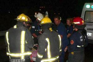 Choque múltiple en San Pedro: ocho muertos