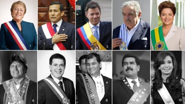 Argentina y Venezuela, los últimos de la tabla