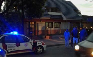 Tres detenidos por una toma de rehenes en barrio Cabañas del Pilar