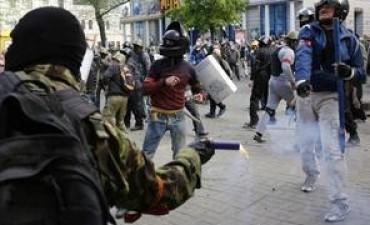 Al menos 38 muertos en Odessa por incendio en la casa de los sindicatos