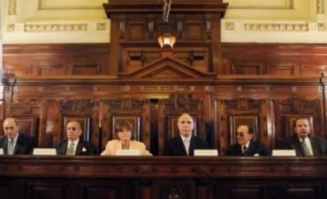 La Corte ordenó al Ejecutivo pagar los juicios jubilatorios
