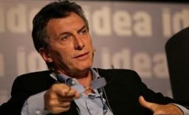 Mauricio Macri promete eliminar las retenciones al campo si es presidente