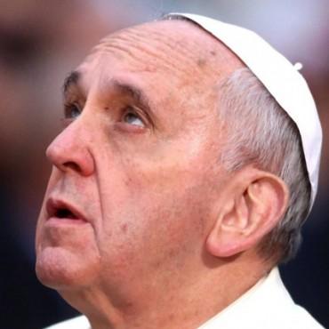 Un insólito pedido al Papa Francisco
