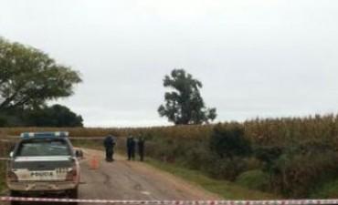 Detuvieron a la expareja de la mujer asesinada y arrojada en un camino