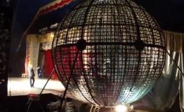 Cinco artistas del circo Rodas, heridos por un accidente en medio del show