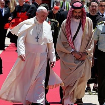 Seguridad extrema en Tierra Santa para recibir al Papa
