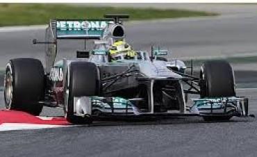 Rosberg se impuso en Mónaco y lidera el campeonato