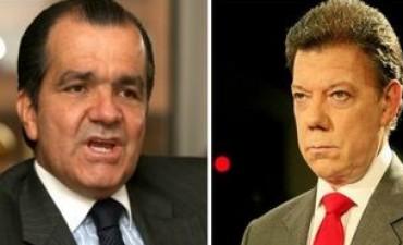 Colombia: habrá segunda vuelta entre Zuluaga y Santos