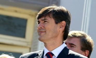 Ministro Passerini en Villa Allende