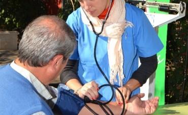 Continúa la campaña para detectar el riesgo cardiovascular