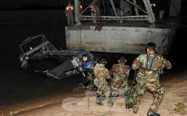 Tragedia en Entre Ríos: cinco muertos al explotar una lancha