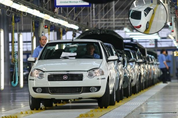 Fiat vuelve a subirse a la línea de créditos Bancor para autos