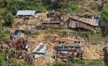 Nepal: hallan vivo a anciano de 101 años