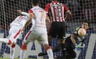 Copa Libertadores: Estudiantes superó a Independiente Santa Fe