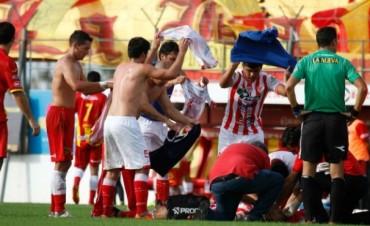 Otra vez el fútbol argentino de luto