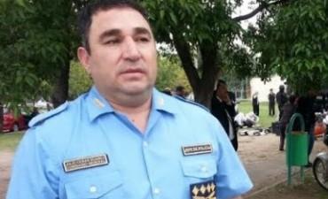 El jefe de Policía de Córdoba removió a su cúpula