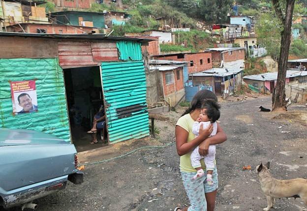 Pobre Venezuela: la peor economía de 2016