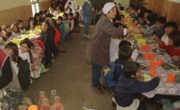 Recortes en el Paicor: primera reunión entre padres y funcionarios