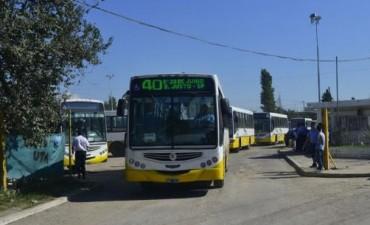 Choferes de Autobuses levantaron el paro tras 5 días de protesta
