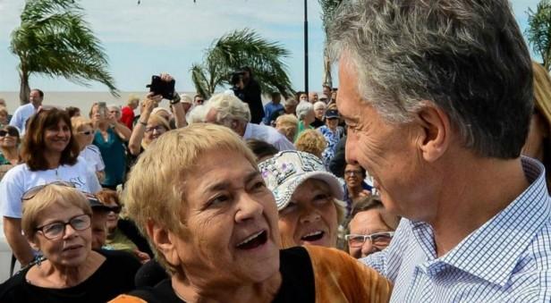 En Córdoba, Macri sostiene los niveles de adhesión