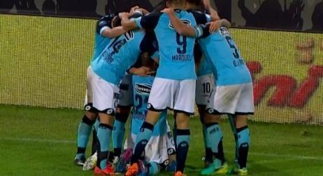 Belgrano tomó un envión anímico para el clásico luego de vencer anoche a Vélez