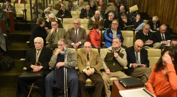 12 represores podrían beneficiarse del 2 x 1 en Córdoba a corto plazo