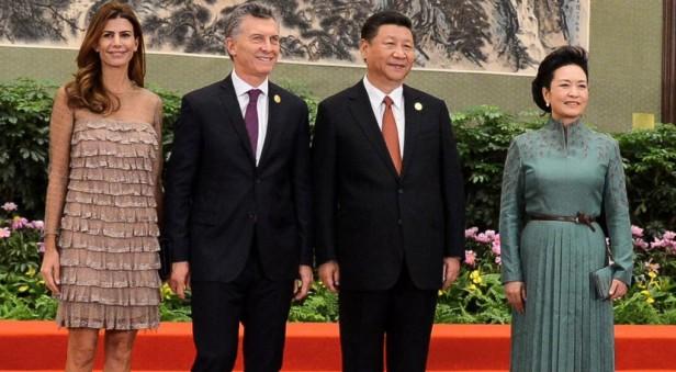Macri afirmó que Argentina es un gran productor de alimentos
