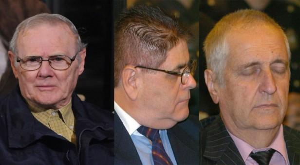 Tribunal N°1 negó el beneficio de 2x1 a tres exmilitares