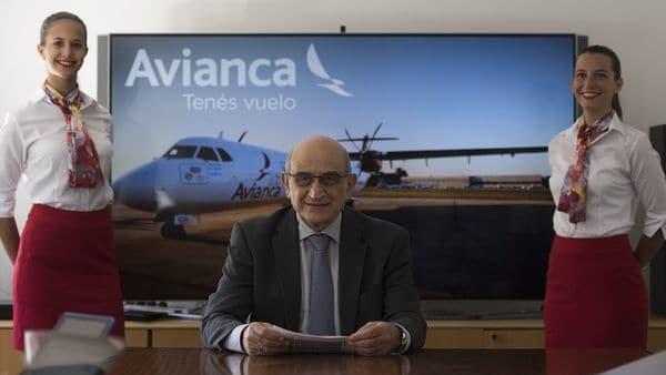 La aerolínea Avianca comenzará a volar en la Argentina el 11 de julio