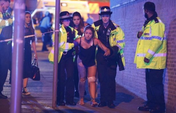 Son tres los detenidos por el atentado en Mánchester