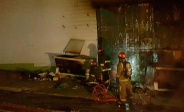 Voraz incendio destruye el sueño de 50 familias