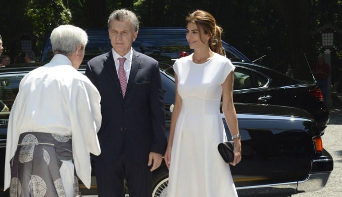 Macri aseguró que el balance de la gira fue muy superior