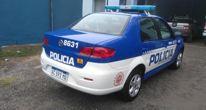 Otra unidad policial se suma al patrullaje en la ciudad