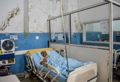 La crisis de salud se agrava en Venezuela