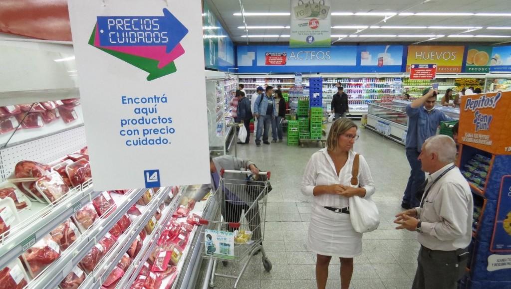 El Gobierno amplió la lista de productos en Precios Cuidados y prometió garantizar el