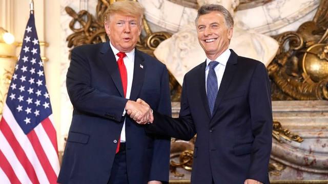 Trump habló por teléfono con Macri y le manifestó su apoyo