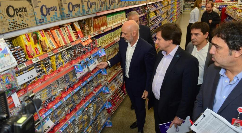 Precios Esenciales se cumple al 70%, según Nación